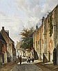 ADRIANUS EVERSEN DUTCH, 1818-1897, Adrianus Eversen, Click for value