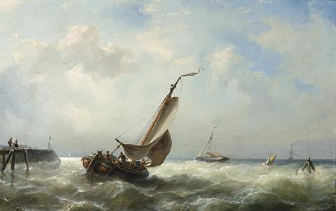 NICOLAAS RIEGEN DUTCH, 1827-1889