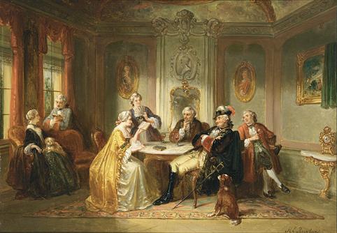 HENDRICUS ENGELBERTUS REIJNTJENS DUTCH, 1817-1900