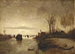 JAN EVERT MOREL DUTCH, 1835-1905