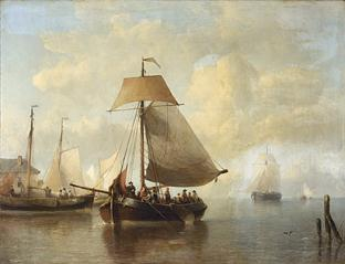 ANTONIE WALDORP DUTCH, 1803-1866