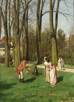 HANS BACHMANN SWISS, 1852-1917