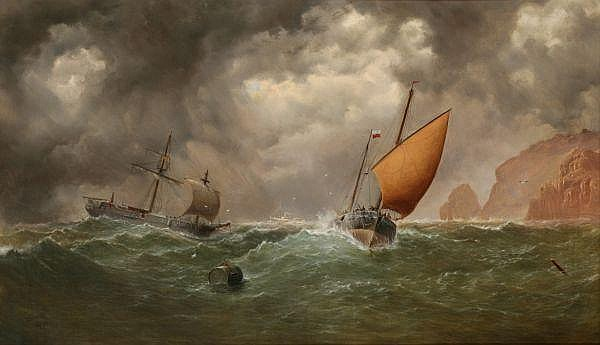 Haughton Forrest , British 1826 - 1925 