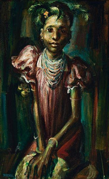 William Dobell , Australian 1899 - 1970 