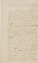 ALEXANDER HAMILTON, LEGAL DRAFT OF A COMPLAINT, SAMUEL DODGE V. SAMUEL CRANDELL, CA. 1782–1783