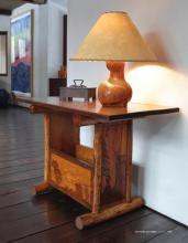 THOMAS MOLESWORTH | Table Lamp from Indian Head Ranch, Wyoming