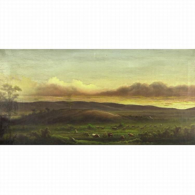 JAMES WALKER (1819-1889)