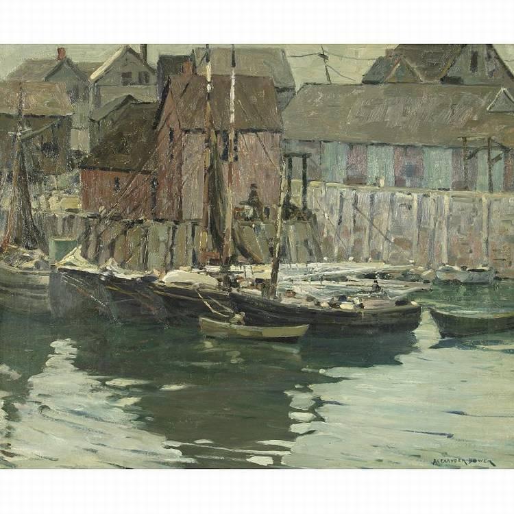 ALEXANDER BOWER 1875-1952