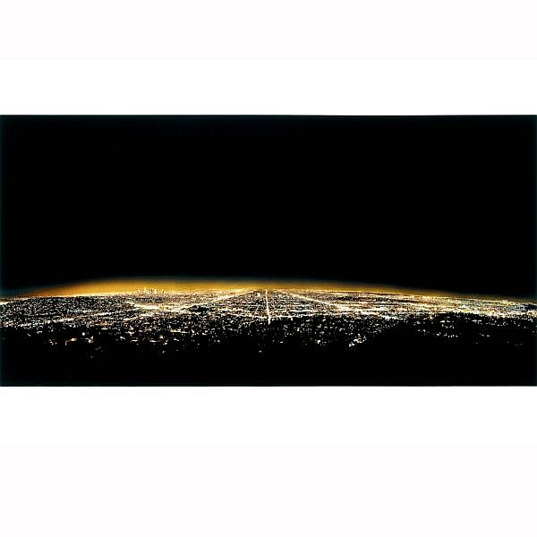 f,m - Andreas Gursky , b. 1955 Los Angeles cibachrome print in artist's frame