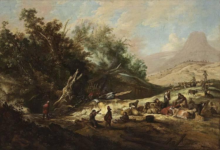 JACOB SIBRANDI MANCADAN MINNERTSGA 1602 - 1680 TJERKGAAST
