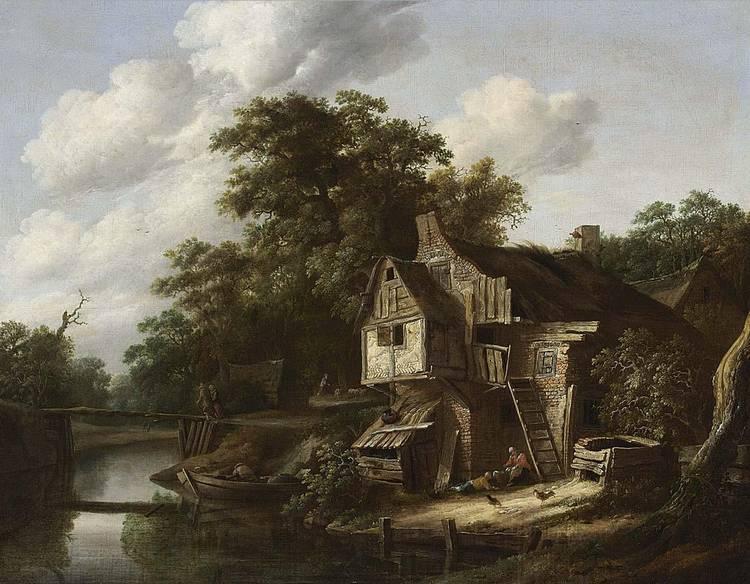 CORNELIS GERRITSZ. DECKER CIRCA 1620 - 1678 HAARLEM