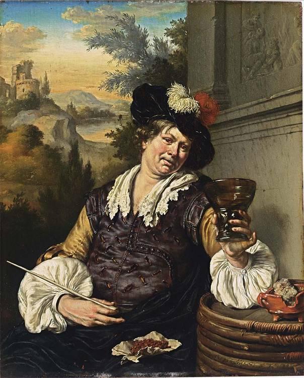 WILLEM VAN MIERIS LEIDEN 1662 - 1747