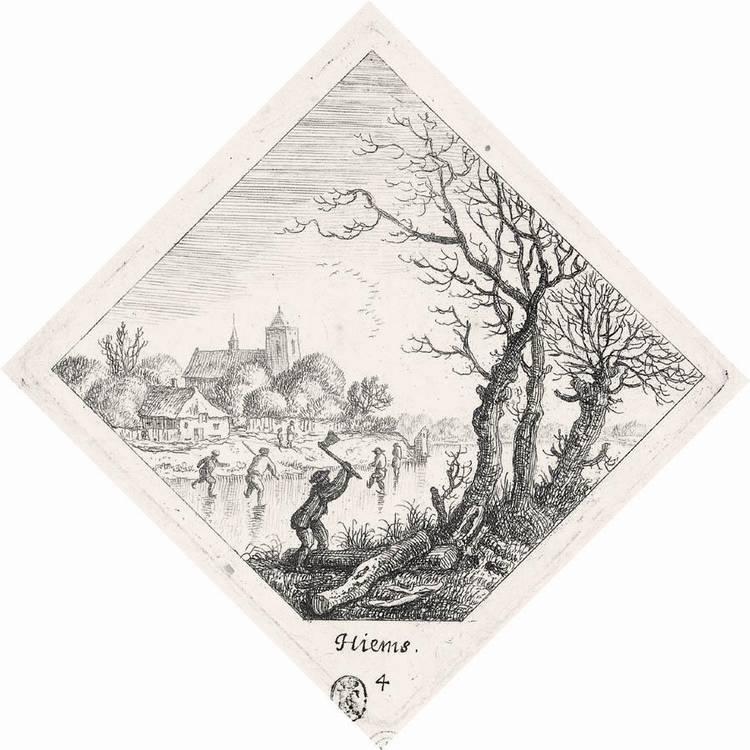 JAN VAN ALMELOVEN CA.1652-1683
