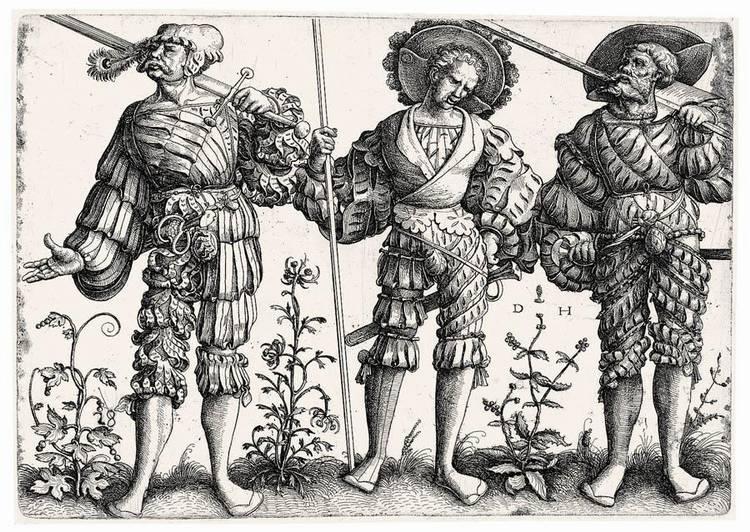 DANIEL HOPFER CA.1470-1536