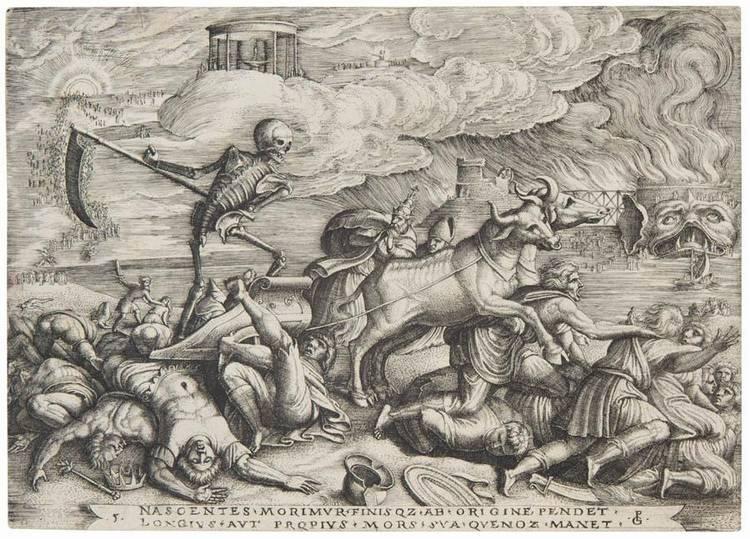 GEORG PENCZ CA.1500-1550