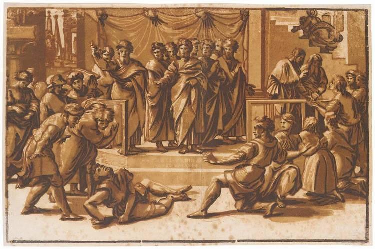 UGO DA CARPI CA. 1480-1520