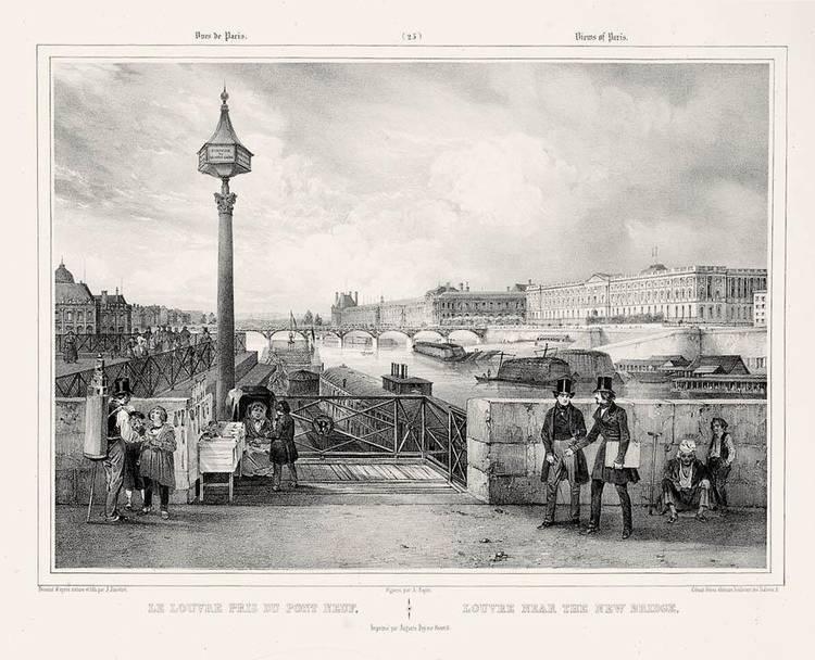 LOUIS-JULIEN JACOTTET B.1806 AND PHILIPPE BENOIST B.1813