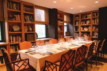 DINE AT THE BEARD HOUSE: TASTING MENU DINNER PREPARED BY A VISITING CHEF [12 GUESTS] |