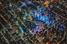 AERIAL PHOTOGRAPHY LESSON BY HELICOPTER LED BY A PULITZER PRIZE-WINNING PHOTOGRAPHER [2 GUESTS] |