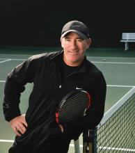 TENNIS CLINIC AND LUNCH WITH ELITE COACH BRAD GILBERT AT MEADOWOOD NAPA VALLEY [2 GUESTS] |