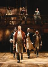 TWOORCHESTRA SEAT TICKETS TO 'HAMILTON' ANDBACKSTAGE TOUR WITH A CAST MEMBER [2 GUESTS] |