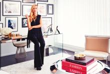 LUNCH WITH RACHEL ZOE AND A PRIVATE TOUR OF ZOE'S GLOBAL LIFESTYLE BRAND HEADQUARTERS [4 GUESTS] |