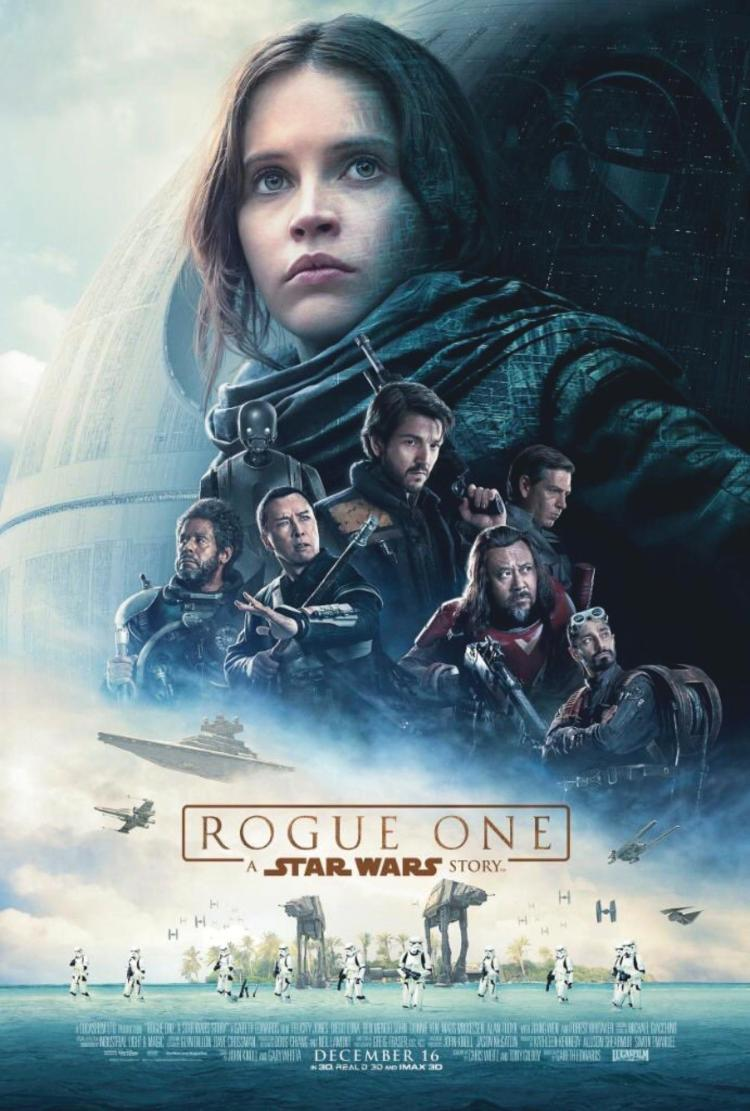 ROGUE ONE' LONDON EXCLUSIVE SCREENING AND MEET FOREST WHITAKER AT THE RECEPTION [2 GUESTS] |