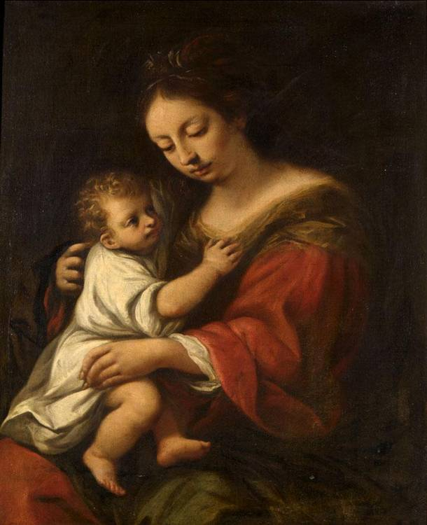 GIUSEPPE NUVOLONE MILANO 1619-1703 (?)