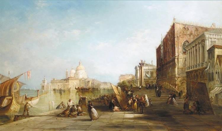 ALFRED POLLENTINE 1836-1890