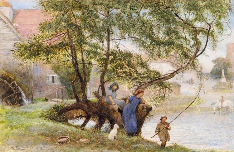 ROBERT WALKER MACBETH R.A., 1848-1910
