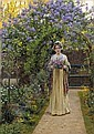 EDMUND BLAIR LEIGHTON 1853-1922, Edmund Blair Leighton, Click for value