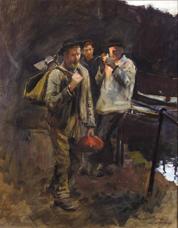 STANHOPE ALEXANDER FORBES, R.A. 1857-1947