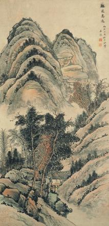 WANG SU 18TH CENTURY