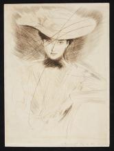 PAUL CÉSAR HELLEU,  FRENCH (1859 - 1927) | A Portfolio of Nine Prints