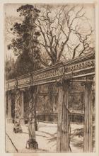 JAMES TISSOT, FRENCH (1836 - 1902) | Mon jardin à S.-John's Wood (Wentworth 39)