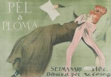 RAMÓN CASAS, SPANISH (1866 - 1932) | Pèl & Ploma