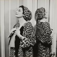 CECIL BEATON | Portrait of Mitzah Bricard,c. 1950