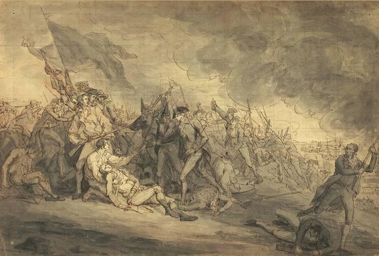 * JOHN TRUMBULL 1756-1843