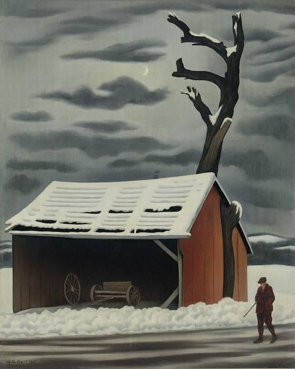 GEORGE AULT 1891-1948