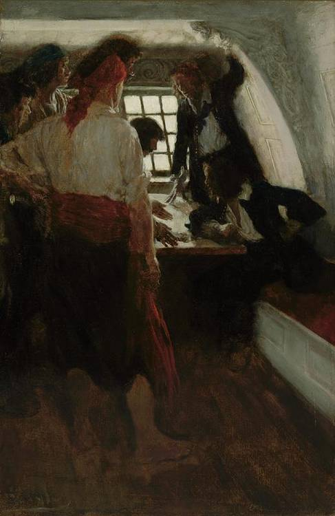 HOWARD PYLE 1853-1911