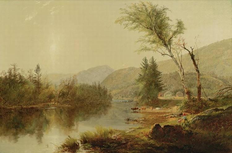 * WILLIAM M. HART 1823-1894