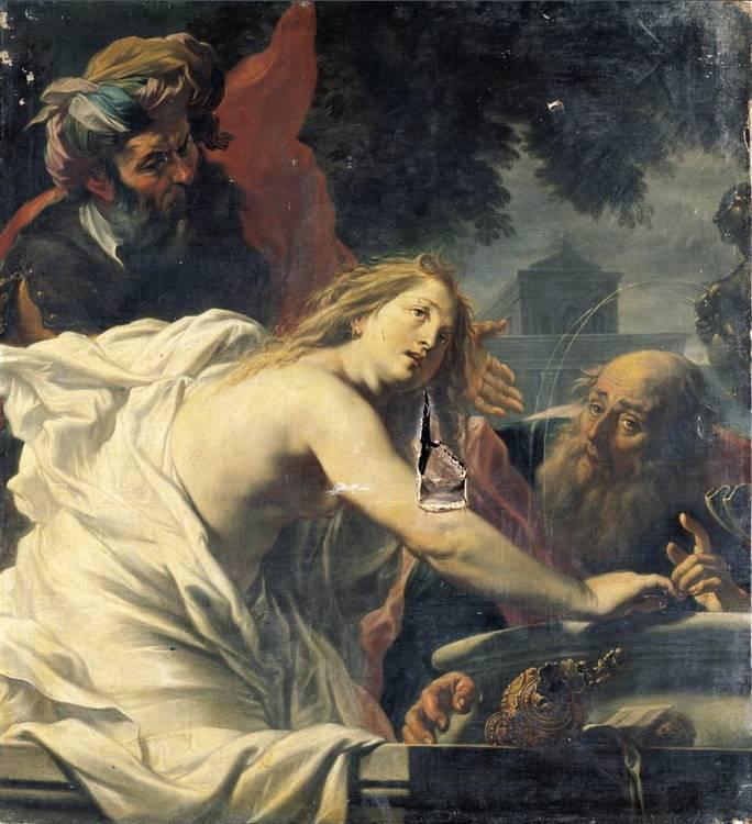 CORNELIS SCHUT ANTWERP 1597 - 1655