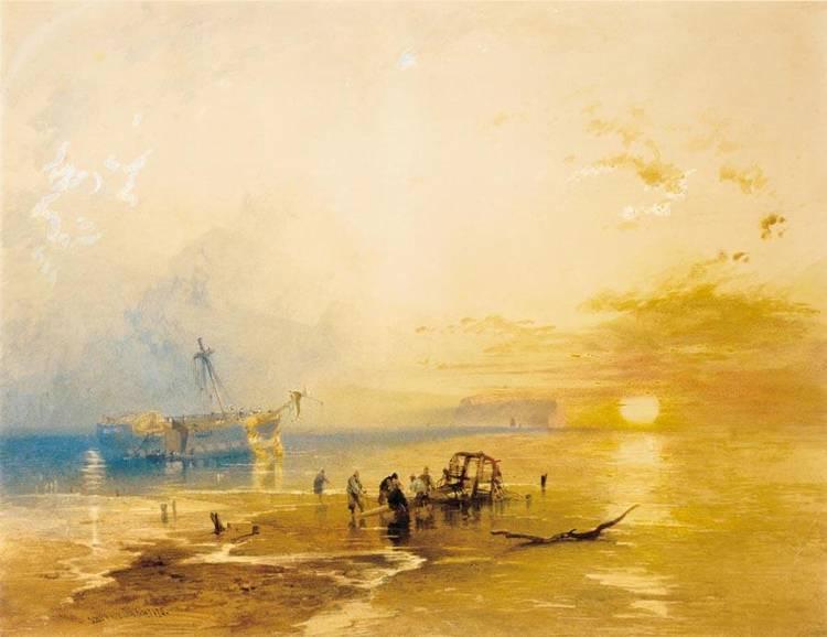 JAMES BAKER PYNE 1800-1870