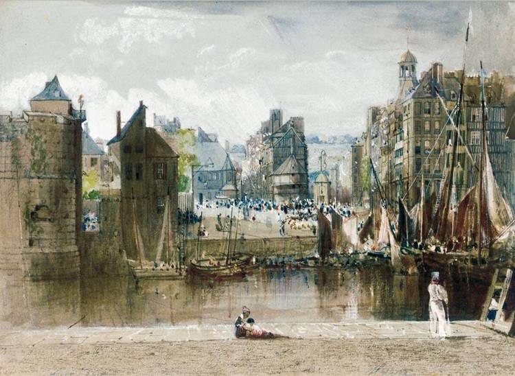 JOHN GENDALL 1790-1865
