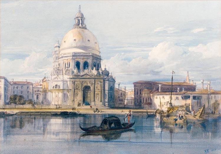 WILLIAM LEIGHTON LEITCH 1804-1883