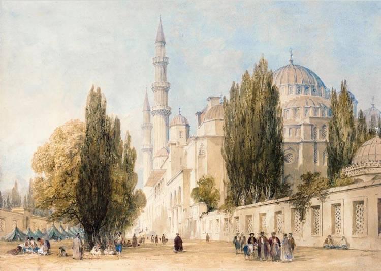 THOMAS ALLOM 1804-1872