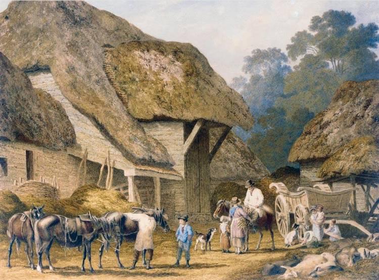 f - ROBERT HILLS 1769-1844