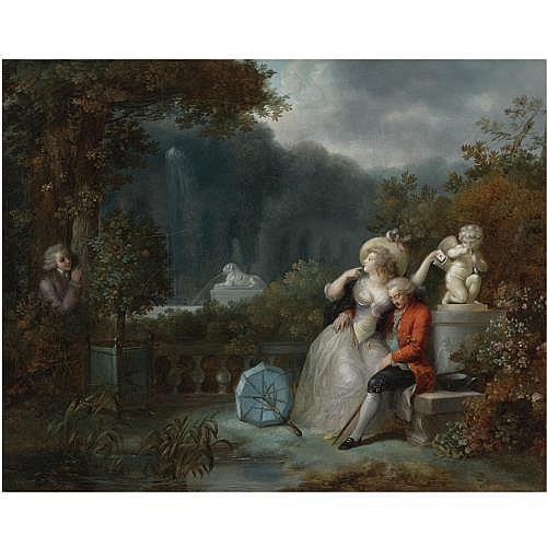 Jean-Frédéric Schall Strasbourg 1752 - Paris 1825 ,