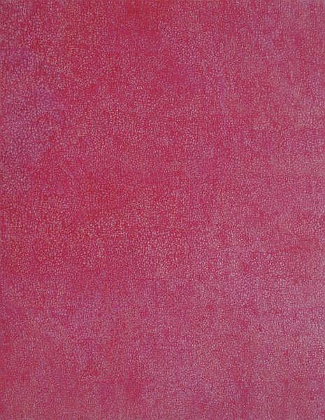 Wang Guangle B. 1976 , Terrazzo 2007.04 oil on canvas