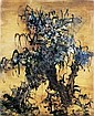 Zhou Chunya B. 1955 , Variation of a Tree's Branches oil on canvas, Chunya Zhou, Click for value